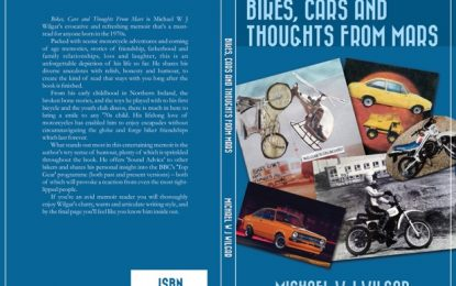 Bikes, cars & thoughts from Mars by Michael Wilgar
